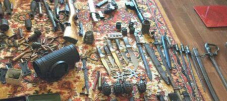 В Кировоградской области мужчина раскапывал оружие времен Второй мировой (ФОТО)