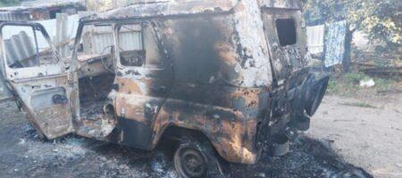 На Луганщине боевики обстреляли следственную группу СБУ