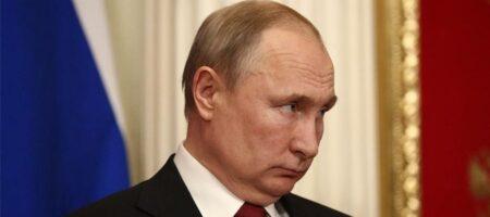 Владимир Путин ушёл на самоизоляцию