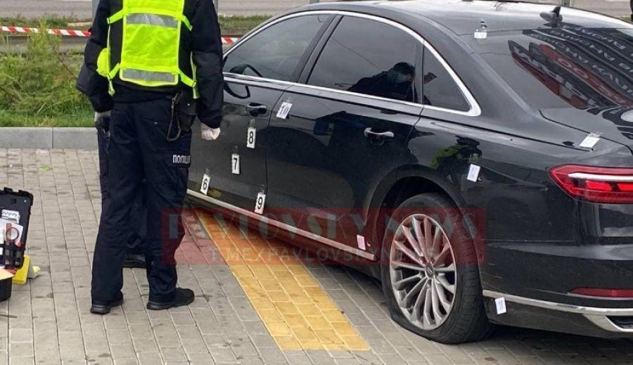 Автомобиль Шефира обстреляли венгерскими пулями – МВД