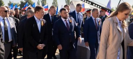 У Путина в открытую заявили аплодирующему Пушилину, что Донбасс не Россия