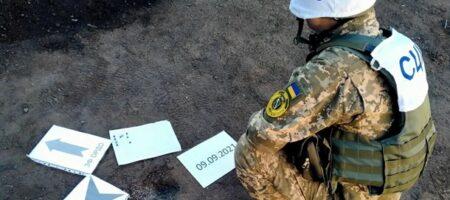 Сепаратисты поздно вечером обстреляли Марьинку