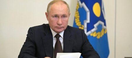"""""""Русская вакцина полное говно"""" - Путин заявил о десятках больных коронавирусом в своем окружении"""