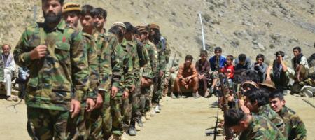 СМИ: Панджшер продолжает сопротивление, отряды Масуда заманили в ловушку 1000 талибов