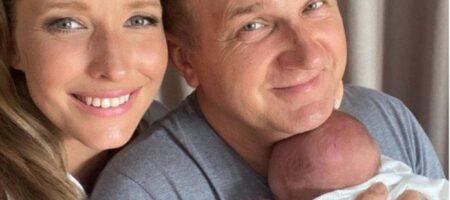 Юрий Горбунов рассекретил имя новорожденного сына: очень популярное в Украине