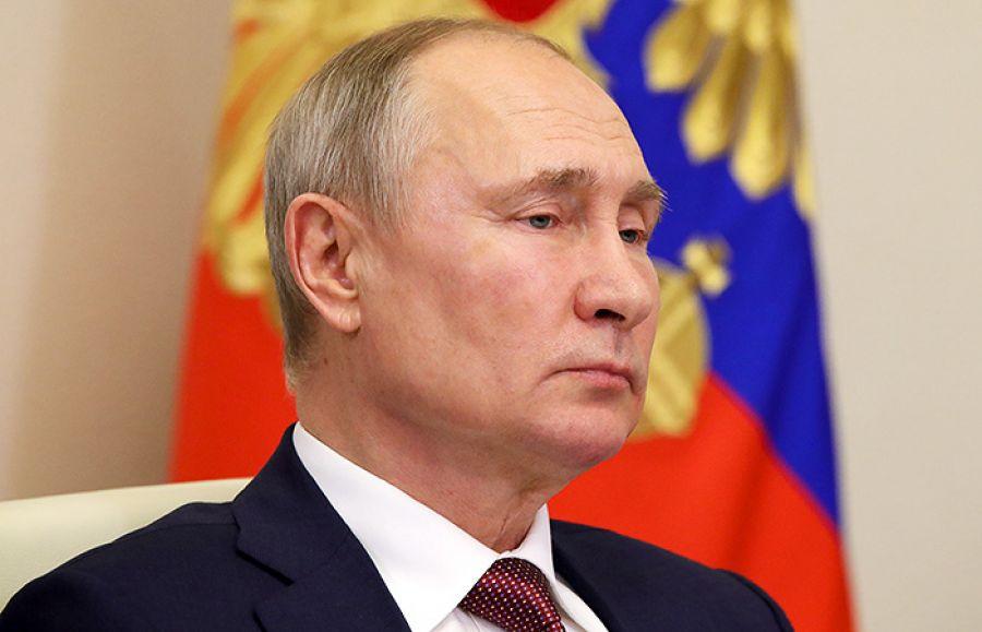 """У Путина заговорили о """"новой повестке дня"""""""