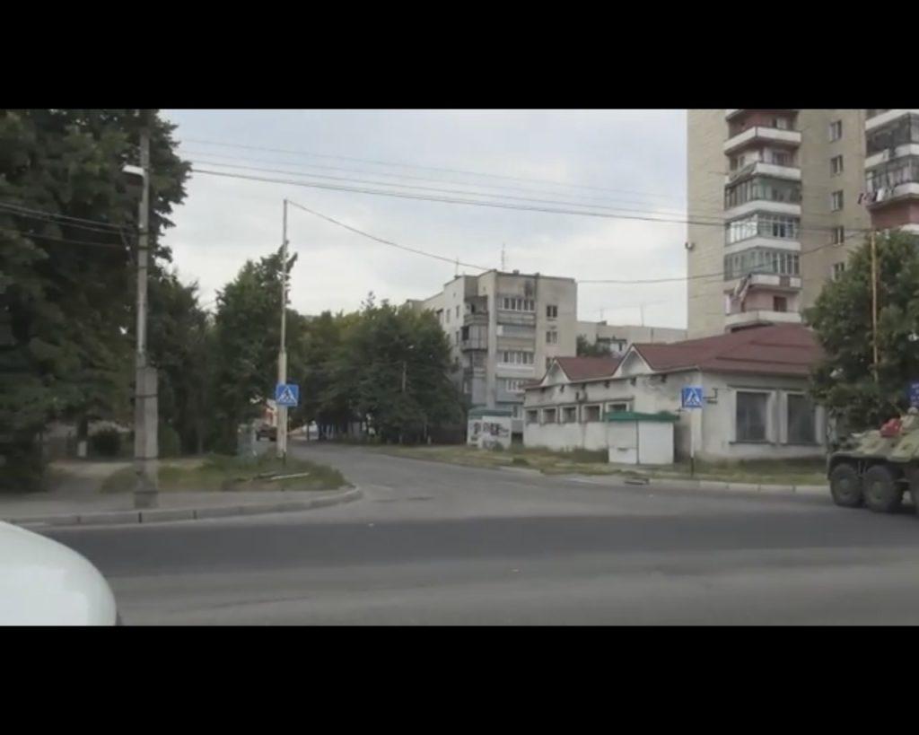 СРОЧНО! В Питере переворот! Весь город оцеплен! Введены силовики, БТР и даже танки. Слышны взрывы! (ВИДЕО)