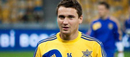 Экс игрок сборной Украины Денис Олейник подписал контракт с Гелиосом