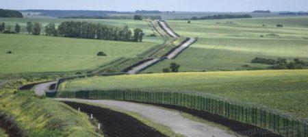 В Харьковской области уже на 80 процентов готов скандальный проект «Стена»