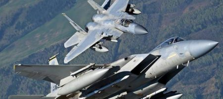 Паника в Кремле: Украина официально договорилась, скоро в воздушном пространстве Украине военная авиация США