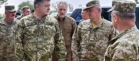 Порошенко подписал изменения в закон о военной службе