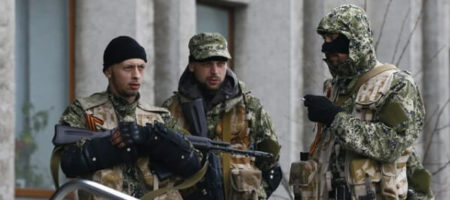 Бунт мирного населения Донбасса против русских боевиков: рашисты открыли огонь по людям