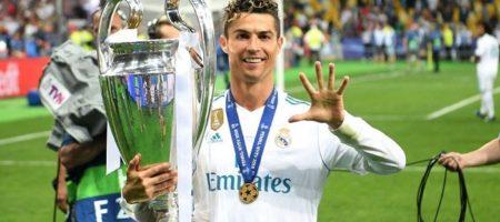 Официально! Криштиано Роналду официально перешел с Реала в Ювентус