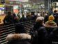 Германия стоит из-за массового протеста на железной дороге