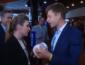 Гончаренко в очередной раз опозорил русскую пропагандистку Скабееву подарив ей туалетную бумагу ПТН-ПНХ (ВИДЕО)