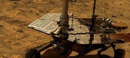 В NASA рассказали как планируют восстановить связь с марсоходом Opportunity
