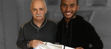 Луганская Заря подписала бразильца Нортона Матеуса