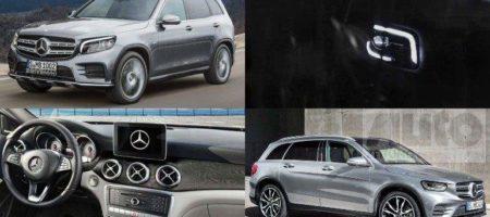 Произошла презентация нового кроссовера от Mercedes-Benz