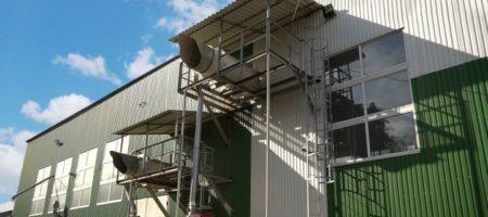 На Хмельниччине Эпицентр К был запущен семенной завод
