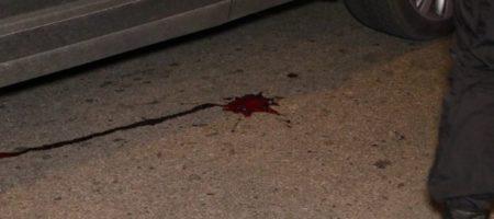 В центре Киева убит ребенок. ВИДЕО