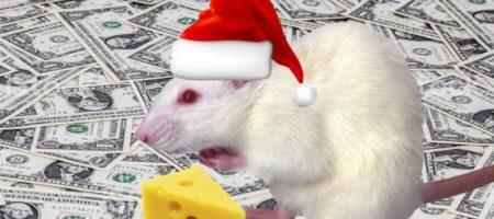 Год белой металлической крысы: как одеваться и что нельзя вешать на елку
