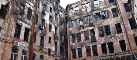 Плохие новости из Одессы: почему следователи покинули сгоревший колледж