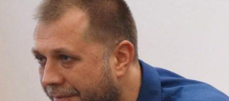 """Главарь боевиков Бородай рассказал, что будет с флагами Украины в """"ЛДНР"""""""