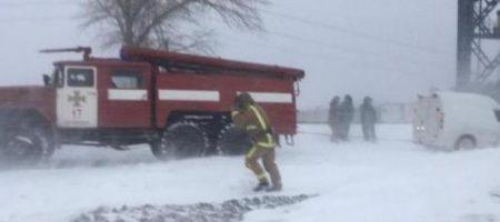 Спасатели предупреждают: метели могут заблокировать движение транспорта