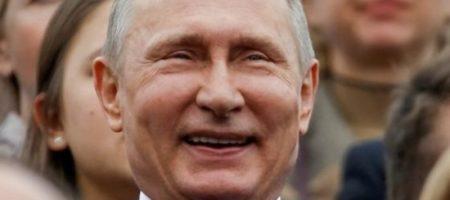 Путин вновь отличился пошлой шуткой. ВИДЕО