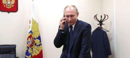 Зеленский и Путин поздравили друг друга с Новым годом