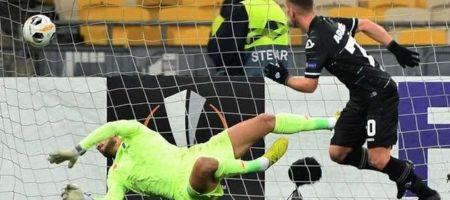 Киевское Динамо позорно попрощалось с еврокубками