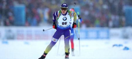 Пидручный и Меркушина заняли второе место в Рождественской гонке