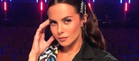 Настя Каменских в полупрозрачном наряде произвела фурор в финале шоу Х-фактор