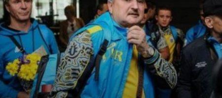 Появилось ВИДЕО, как на бывшего тренера Усика обрушился бетонный столб