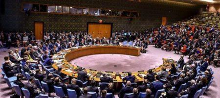Украина и Эстония собираются поднять вопрос наступления на Донбассе на Совбезе ООН