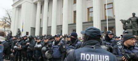 В центр Киева стягивают силовиков и военных: что происходит?