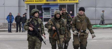 """""""Салют"""" к """"23 февраля"""": в Луганске боевики разгромили всю округу. ВИДЕО"""
