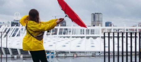Первый уровень: штормовое предупреждение объявлено по всей Украине