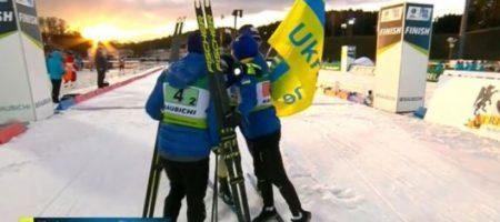 Отрадно: Украина победила на чемпионате Европы по биатлону
