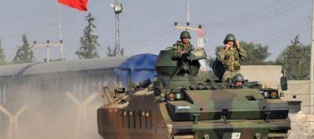 Турция объявила войну Сирии и начала полномасштабное вторжение (ВИДЕО БОЕВ)