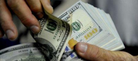 Доллар и евро рухнули