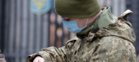 В ВСУ растет число инфицированных COVID-19 военных
