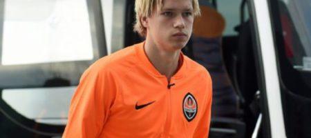 Украинский футболист показал новый финт с мячом: такого просто не может быть. ВИДЕО