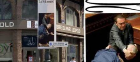 Драки в Верховной Раде оказались лучшей рекламой театра Бельгии