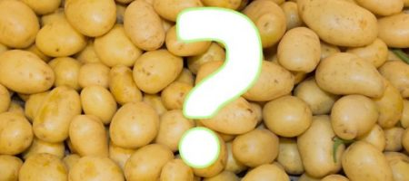 Как на рынке выбрать самый вкусный картофель