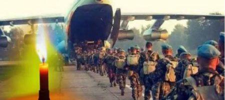 49 ангелов крылатой пехоты: над Луганском был сбит Ил-76