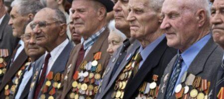 """Парад ряженых: на парад к Путину пришел покойный """"маршал"""" (ФОТО)"""