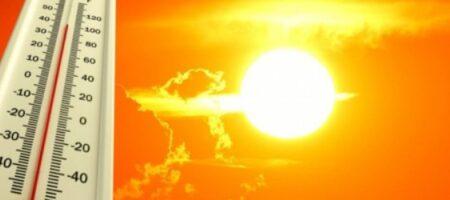 Жара до +39°, грозы и град: прогноз погоды в Украине