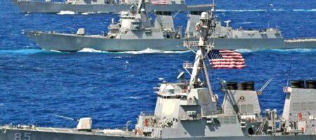 В Черном море появились корабли НАТО: русские занервничали