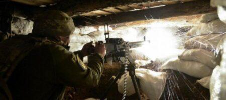 На Донбассе боевики открыли огонь из миномета по позициям ВСУ: ранены двое военных